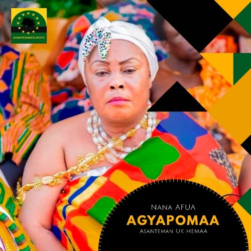 Nana Afua Agyapomaa