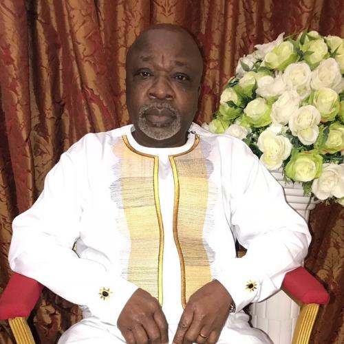 Mr Owusu Amoah