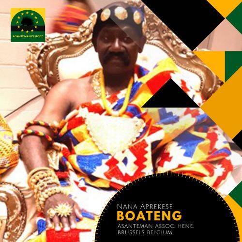 Nana Aprekese Boateng