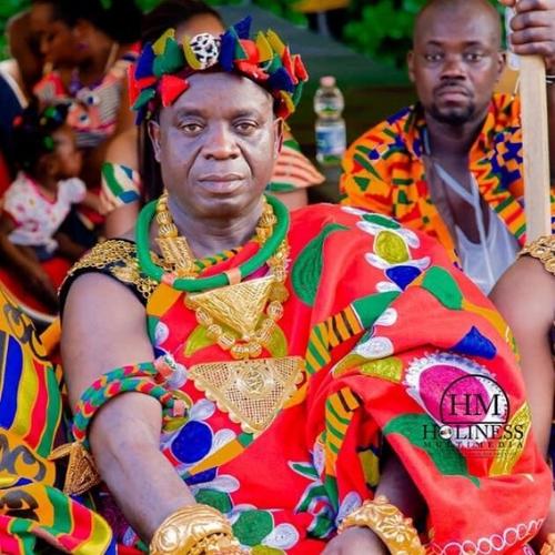 Nana Osei Kuffour Onipamu
